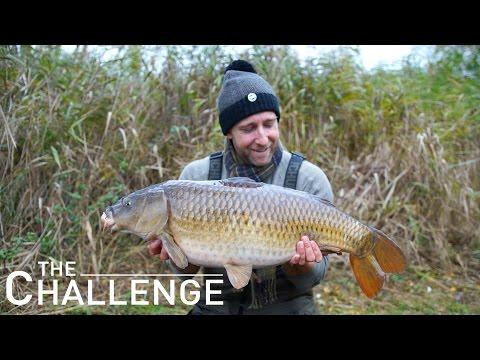 "***CARP FISHING TV*** The Challenge episode 13 ""The teastrain 100b Challenge"""