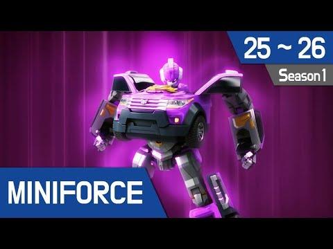 Xxx Mp4 Miniforce Season 1 Ep 25 26 3gp Sex