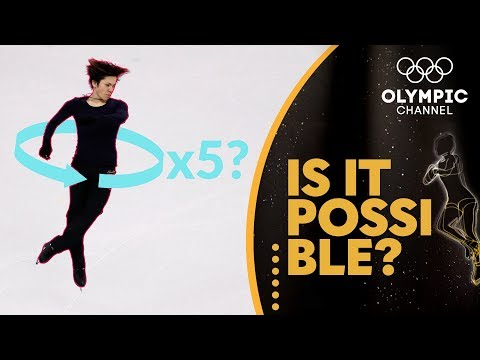Is It Possible for Figure Skaters to Complete a Quintuple Jump  Is It Possible