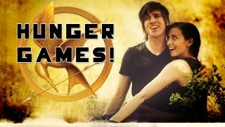 HUNGER GAMES PARODY! -