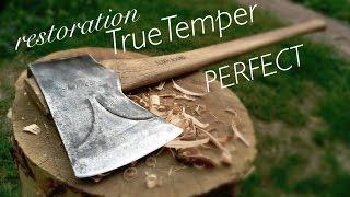 True Temper Kelly Perfect | Axe Restoration