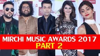 Mirchi Music Awards 2017 | Alia Bhatt, Varun Dhawan, Shilpa Shetty, Arijit Singh | Part 2