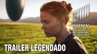 A Chegada | Trailer legendado | 24 de novembro nos cinemas