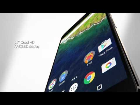 Google Nexus 6P Commercial
