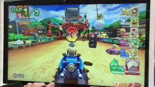 Mario Kart Arcade GP DX (Japan) Don-chan Cup 50cc マリオカート アーケードグランプリDX 太鼓の達人カップ