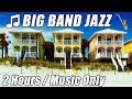 BIG BAND Music Swing Piano Jazz Instrumental Songs Playlist 2 Hour Video Relax Lounge Sax Study Mix mp3