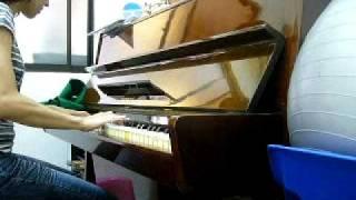 MADONNA DEAR JESSIE Like A Prayer - PIANO by Liew Jenn Li