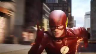 The Flash 4X1  Barry salva a Iris  Español Latino
