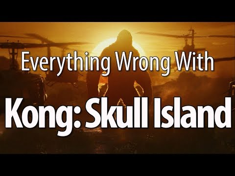 Xxx Mp4 Everything Wrong With Kong Skull Island 3gp Sex