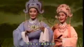 Chinese Yueju Opera- Butterfly Lovers-Scene-3-a