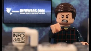 Lego Alex Jones