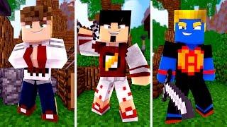 Minecraft: QUEM ESTRAGA O TIME DE BED WARS? ‹ AMENIC ›
