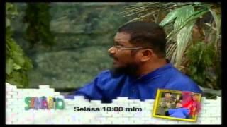 Promo Senario 2012 @ Tv3! (19/6/2012)