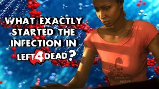 What EXACTLY started the infection in Left 4 Dead?