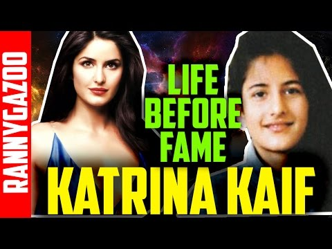 katrina kaif biography- Profile, father, family, age, wiki, childhood & early life -Life Before Fame