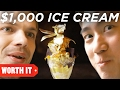 Download Video Download $1 Ice Cream Vs. $1,000 Ice Cream 3GP MP4 FLV
