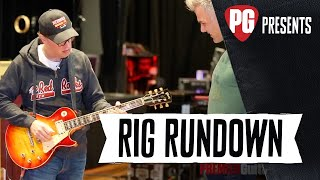 Rig Rundown - Joe Bonamassa [2018]