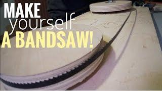 Making a Mini Bandsaw ( Part1)