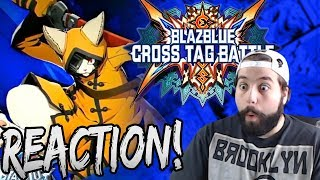HOLY CRAP THEY PUT CAT DADDY IN!! | Blazblue Cross Tag Battle Trailer Reaction!