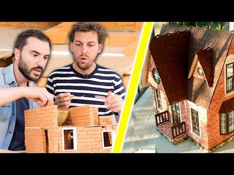 On construit la Maison de nos rêves photo non contractuelle