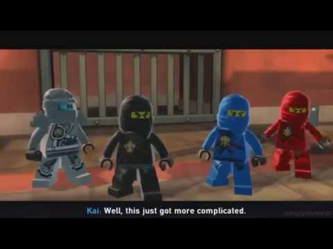 Lego Ninjago Shadow of Ronin   All Cutscenes   Episodes part 2