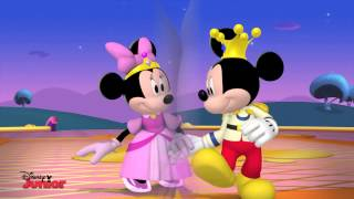 Mickey Mouse Clubhouse - Minnierella - Part 2