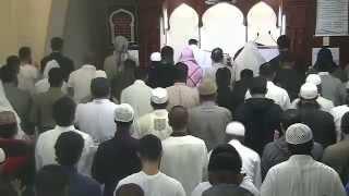 Day 9 - Taraweeh Prayer: Qari Zakaullah Saleem/Qari Ismaeel Naeem/Shaykh Ahmad al-Ubaydi