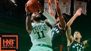 Boston Celtics vs Toronto Raptors Full Game Highlights | 11.16.2018, NBA Season