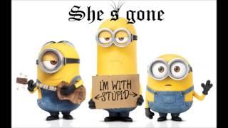 She s gone (Minions voice) Original song: Steelhea