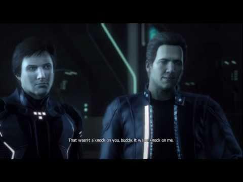 Tron: Evolution Walkthrough: Chapter 1 - Part 2 (X360/PS3/PC) [HD]