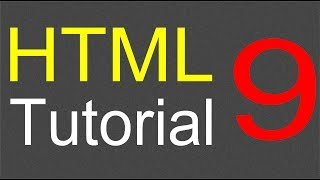 HTML Tutorial for Beginners - 09 - Nested elements