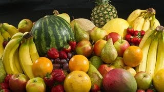 List of Fruits - Learn English Video