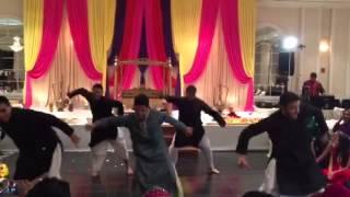 Best Mehndi Dance 2014 #IandJWedding