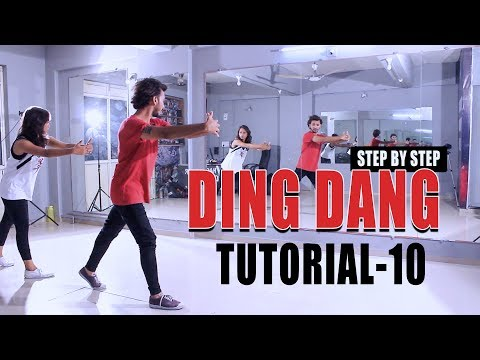 Xxx Mp4 Ding Dang Dance Tutorial Video Vicky Patel Choreography Step By Step Performance Munna Micheal 3gp Sex
