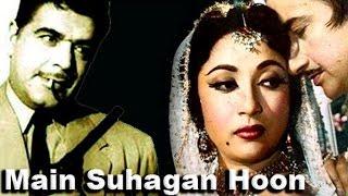 Main Suhagan Hoon (1964) Hindi Full Movie | Mala Sinha | Ajit | Nasir Hussain | Hindi Classic Movies