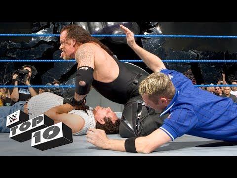 Superstars beat up rival's parents: WWE Top 10