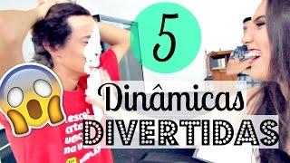 5 DINÂMICAS DIVERTIDAS - Gincana Evangélica para jovens cristãos