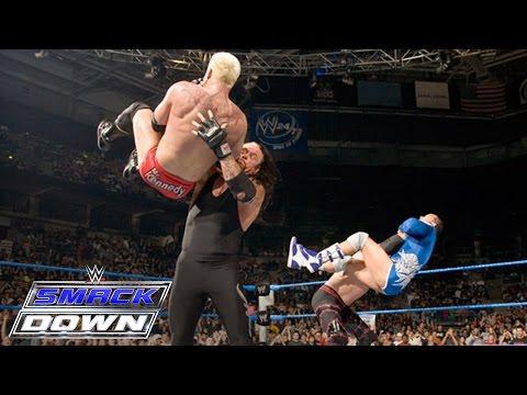 FULL LENGTH MATCH SmackDown The Undertaker & Kane vs. Mr. Kennedy & MVP