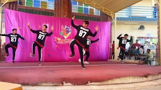 Indian School Muladha Dance Boys -NizwaHouse(2016 -2017)