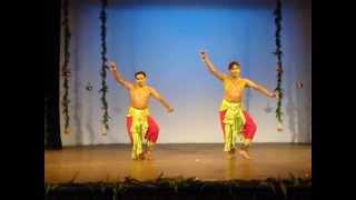 KUCHIPUDI- EXCEPRTS FROM NRITYANTARA FESTIVAL-VASANTH KIRAN AND VIJAY SEKHAR