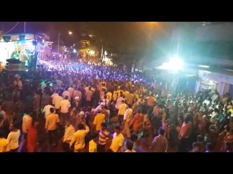 Dahisar bhaji market ganpati visarjan 2016