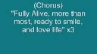 FlyLeaf-Fully Alive Lyrics