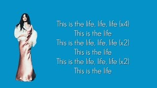 Fifth Harmony - The Life (Lyrics)
