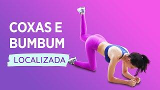 Aumentar Coxas e Bumbum - Bumbum na Nuca - Musculação em Casa #1