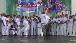 ABADÁ CAPOEIRA - FINAIS - JOGOS BRASILEIROS 2016 - SÃO BENTO GRANDE - CATEGORIA C - AZUL/AZUL&VERDE