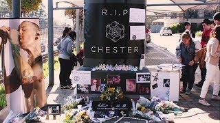 Chester Bennington Memorial - Johannesburg, South Africa - 29.07.2017