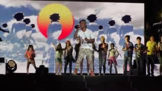 Pharrell Williams - Happy (Live in Baku Formula 1 2016)