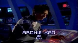 Power Rangers Galaxia Perdida Opening