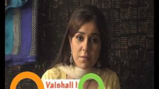 Vaishali Mech who plays the role of meher in kis desh me, star plus wishes success to Hoonur.com