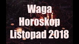 Waga Horoskop na Listopad 2018